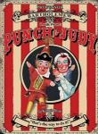 English Seaside Punch Judy Puppet Metal Cafe Sign Steel Plaque